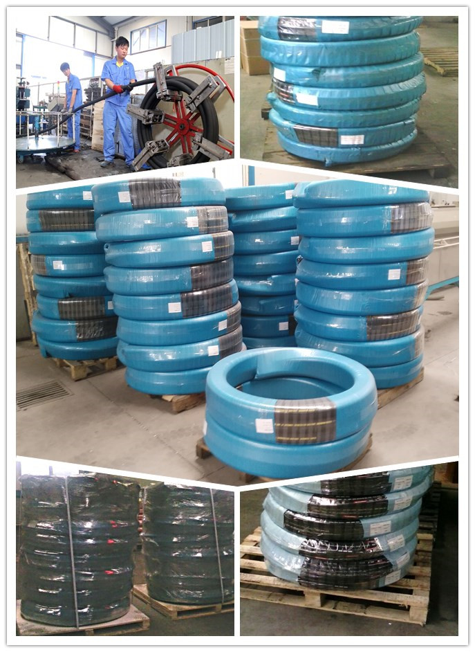 hydraulic hose packaging