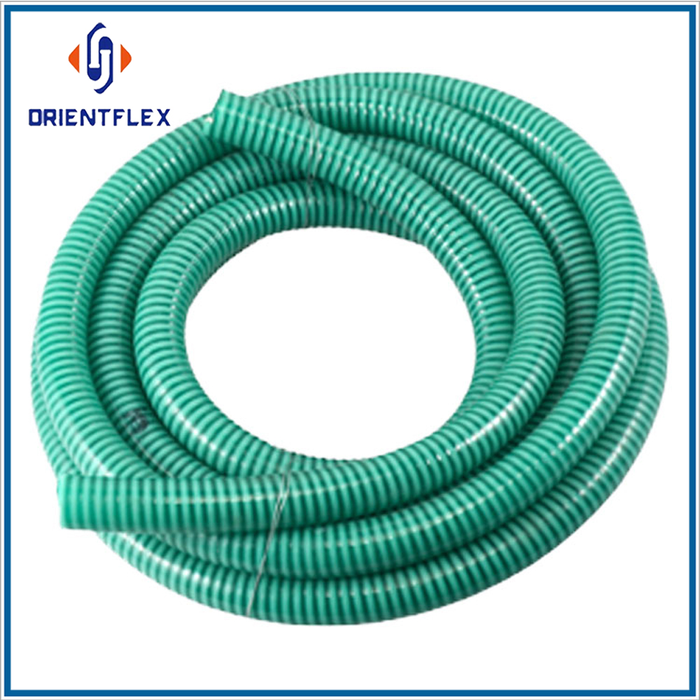 Pvc suction hose water
